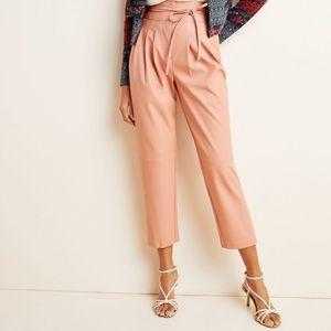 Anthropologie BLANKNYC Chelsea Faux Leather Pants